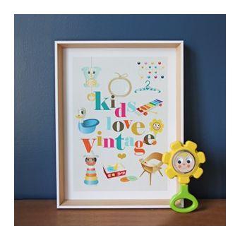 Kids love vintage