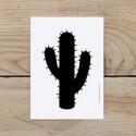 Cactus post card