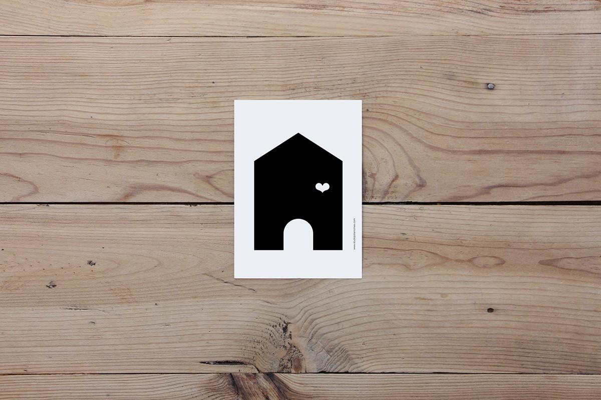 Carte Maison